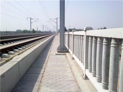 高铁桥面系效果图