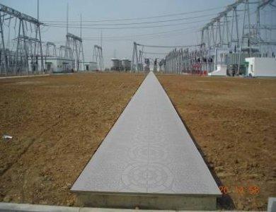 复合电缆沟盖板工作性技术指标