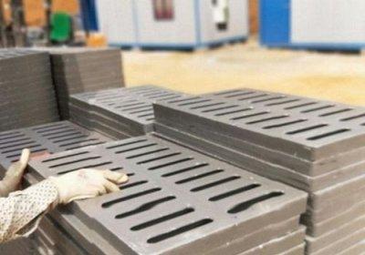 水沟盖板塑料磨具的生产要素