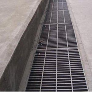 水沟盖板走道的设计