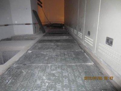 复合电缆沟盖板的施工准备