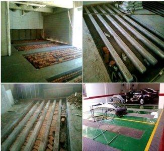 水沟盖板的制造和应用
