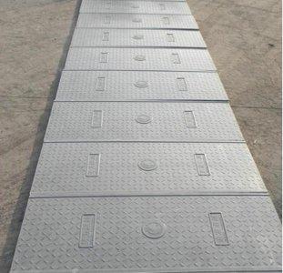 浅谈电力盖板的导电导热性