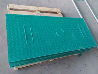 复合电缆沟盖板成品怎么放置保护呢?