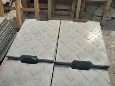 电缆沟盖板盖板的开启方法