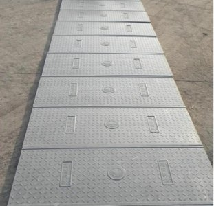 电缆沟盖板为何得到广泛推广?